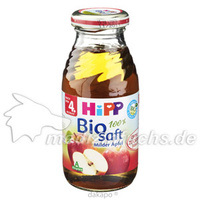 HIPP Milder-Apfel (BIO-Saft), 0.2 L, Hipp GmbH & Co.Vertrieb KG