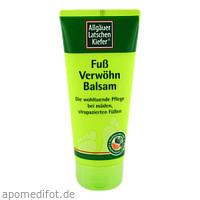 Allgäuer LK Fuß Verwöhnbalsam, 100 ML, Dr. Theiss Naturwaren GmbH