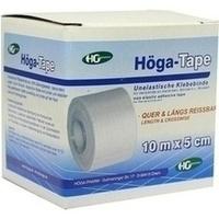 HOEGA TAPE 10MX5CM, 1 ST, Höga-Pharm G.Höcherl
