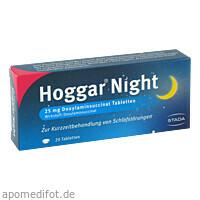 HOGGAR Night Tabletten, 20 ST, STADA Consumer Health Deutschland GmbH