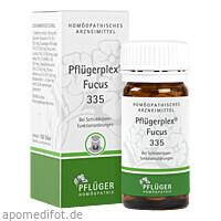 PFLUEGERPLEX FUCUS 335, 100 ST, Homöopathisches Laboratorium Alexander Pflüger GmbH & Co. KG