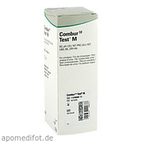 COMBUR 10 TEST M, 100 ST, Sysmex Deutschland GmbH