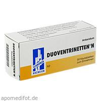 DUOVENTRINETTEN N, 50 ST, Pharma Schwörer GmbH