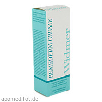 WIDMER REMEDERM CREME UNPA, 75 G, Louis Widmer GmbH
