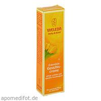 WELEDA Calendula-Gesichtscreme, 10 ML, Weleda AG