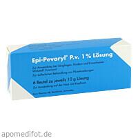 EPI PEVARYL PV BTL, 6X10 G, Karo Pharma AB