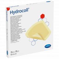 HYDROCOLL 15X15CM WUNDVERB 900673/7, 5 ST, Paul Hartmann AG