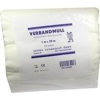 VERBANDMULL 1MX20M UNSTERIL, 1 ST, Kerma Verbandstoff GmbH