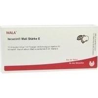 ISCUCIN MALI STAERKE E, 10X1 ML, Wala Heilmittel GmbH
