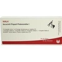 ISCUCIN POPULI PR I, 10X1 ML, Wala Heilmittel GmbH