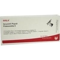 ISCUCIN POPULI PR II, 10X1 ML, Wala Heilmittel GmbH