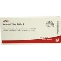 ISCUCIN TILIAE STAERKE E, 10X1 ML, Wala Heilmittel GmbH