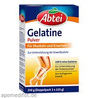 ABTEI GELATINE PULVER, 250 G, Omega Pharma Deutschland GmbH