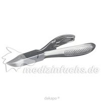 Nagelzange mit Feder 10cm, 1 ST, Careliv Produkte Ohg