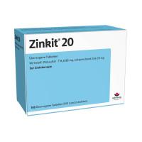 ZINKIT 20, 100 ST, Wörwag Pharma GmbH & Co. KG