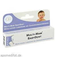 MULTI-Mam BabyDent, 15 ML, Karo Pharma GmbH