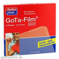 GoTa-FILM steril 10cmx6cm, 5 ST, Gothaplast GmbH