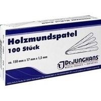 HOLZMUNDSPATEL 15CM, 100 ST, Dr. Junghans Medical GmbH