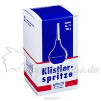 Klistierspritze GR10 320g birnenförmig, 1 ST, Dr. Junghans Medical GmbH