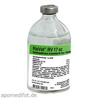 REVET RV 17 sc Inj.-Lösung vet., 100 ML, Dr.RECKEWEG & Co. GmbH