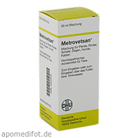 METROVETSAN Tropfen vet., 50 ML, DHU-Arzneimittel GmbH & Co. KG