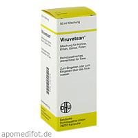 VIRUVETSAN Tropfen vet., 50 ML, DHU-Arzneimittel GmbH & Co. KG