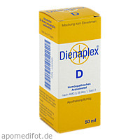 DIENAPLEX D, 50 ML, Beate Diener Naturheilmittel E.K.