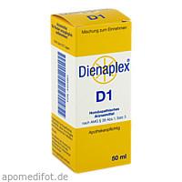 DIENAPLEX D1, 50 ML, Beate Diener Naturheilmittel E.K.