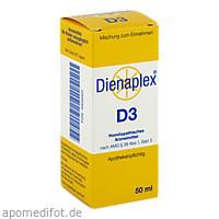 DIENAPLEX D3, 50 ML, Beate Diener Naturheilmittel E.K.