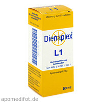 DIENAPLEX L1, 50 ML, Beate Diener Naturheilmittel E.K.