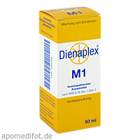 DIENAPLEX M1, 50 ML, Beate Diener Naturheilmittel E.K.