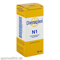 DIENAPLEX N1, 50 ML, Beate Diener Naturheilmittel E.K.