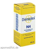 DIENAPLEX N4, 50 ML, Beate Diener Naturheilmittel E.K.