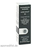 ALBICANSAN D 5, 10 ML, Sanum-Kehlbeck GmbH & Co. KG