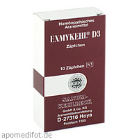 EXMYKEHL D 3, 10 ST, Sanum-Kehlbeck GmbH & Co. KG