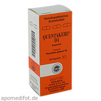 QUENTAKEHL D 4, 20 ST, Sanum-Kehlbeck GmbH & Co. KG