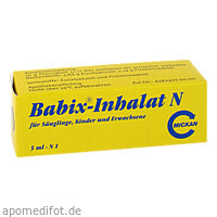 Babix-Inhalat N, 5 ML, Mickan Arzneimittel GmbH