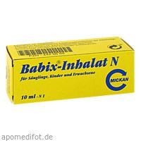 Babix-Inhalat N, 10 ML, Mickan Arzneimittel GmbH