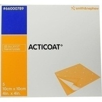 Acticoat Silberverband 10x10, 5 ST, Bios Medical Services GmbH