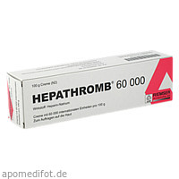 HEPATHROMB 60000, 100 G, Riemser Pharma GmbH
