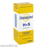 DIENAPLEX KOMPOSITUM H+S, 100 ML, Beate Diener Naturheilmittel E.K.