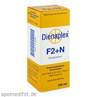 DIENAPLEX KOMPOSITUM F2+N, 100 ML, Beate Diener Naturheilmittel E.K.