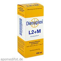 DIENAPLEX KOMPOSITUM L2+M, 100 ML, Beate Diener Naturheilmittel E.K.