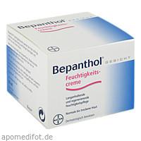 Bepanthol Feuchtigkeitscreme, 50 ML, Bayer Vital GmbH
