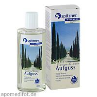 Spitzner Saunaaufguss Cypresse-Rosmarin Wellness, 190 ML, Dr.Willmar Schwabe GmbH & Co. KG