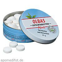 Olbas Mini Lutschtabletten, 1X20 G, Salus Pharma GmbH