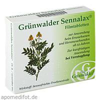Grünwalder Sennalax, 30 ST, Grünwalder Gesundheitsprodukte GmbH