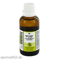 70 Spongia F Komlex, 50 ML, Nestmann Pharma GmbH