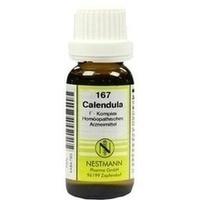 167 Calendula F Komplex, 20 ML, Nestmann Pharma GmbH