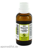 243 Dioscorea F Komplex, 50 ML, Nestmann Pharma GmbH